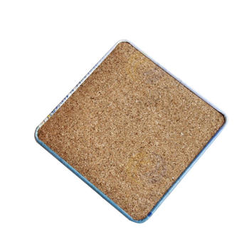 Metal Craft Coaster Covered with Tin Coaster for Drinks in Office ,Home,Bar